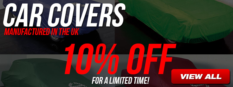 10% Off Car Covers