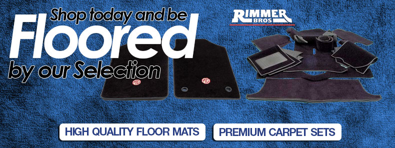 Floor Mats and Carpet Sets