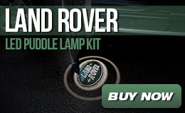 Land Rover Puddle Lamps