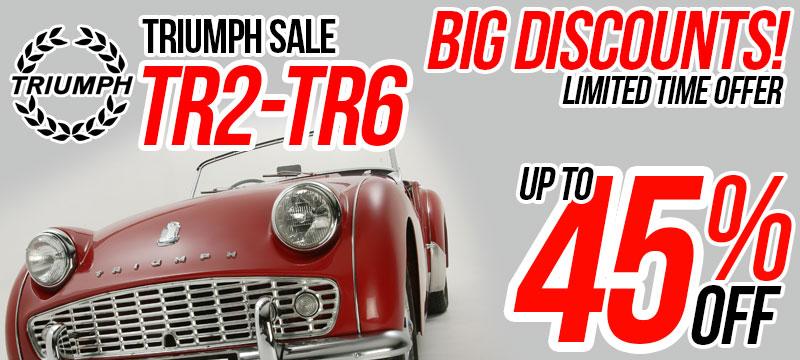 TR2-6 Sale