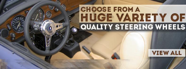 Quality Steering Wheels
