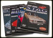 Triumph DVD's