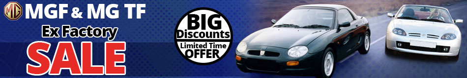 MG Special Offer