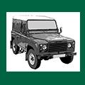 Defender 1983-2006 Service & Filter Kits