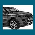 Range Rover Evoque Suspension