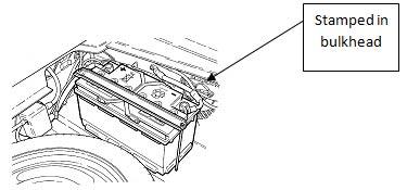 How To Find Jaguar Xf Vin Number >> Jaguar Xf Vehicle Information At Rimmerbros Com